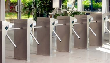 Prefer Tripod Turnstile For The Crowd Management