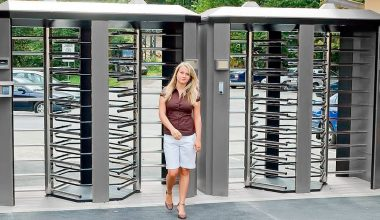 Secure Solution Of Maintaining Crown With Full Height Turnstile